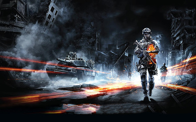 Battlefield 3 [2] wallpaper