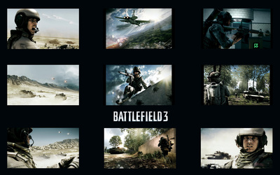 Battlefield 3 [14] wallpaper