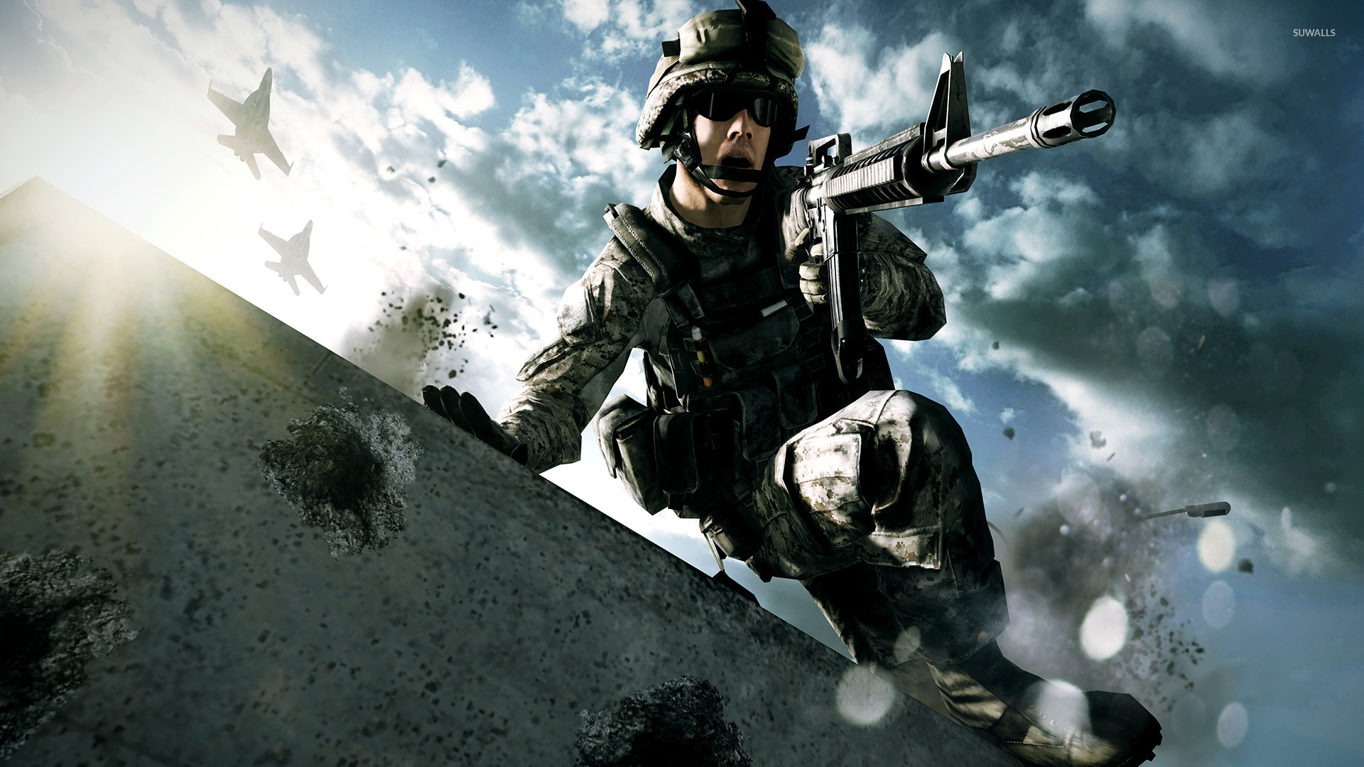 Battlefield 4 [2] wallpaper - Game wallpapers - #18713