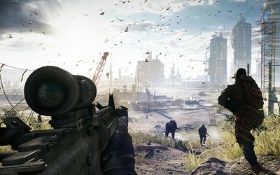 Battlefield 4 [23] wallpaper
