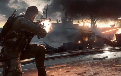Battlefield 4 [25] wallpaper