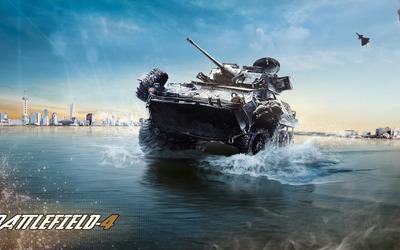 Battlefield 4 [15] wallpaper