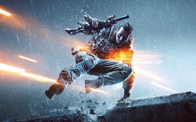 Battlefield 4 [3] wallpaper