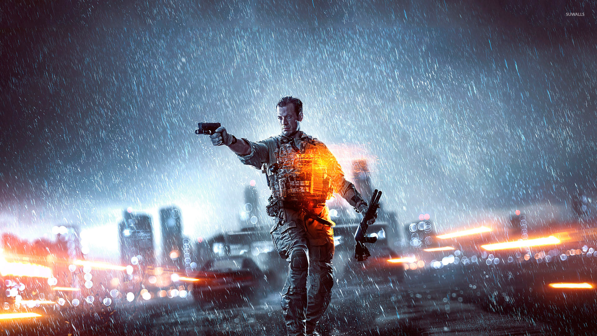 Battlefield 4 Campaign Details Revealed: Character Renders ...