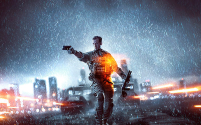 Battlefield 4 [10] wallpaper