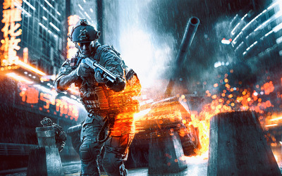 Battlefield 4: Dragon's Teeth wallpaper