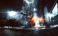 Battlefield 4: Second Assault wallpaper 1920x1200 jpg