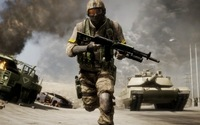 Battlefield: Bad Company wallpaper 1920x1200 jpg