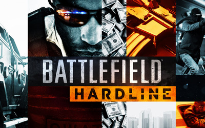 Battlefield Hardline wallpaper