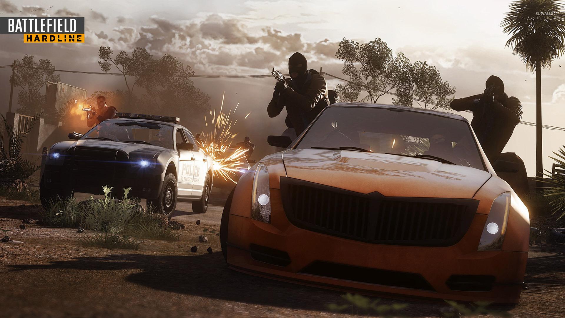 Battlefield Hardline игры бесплатно