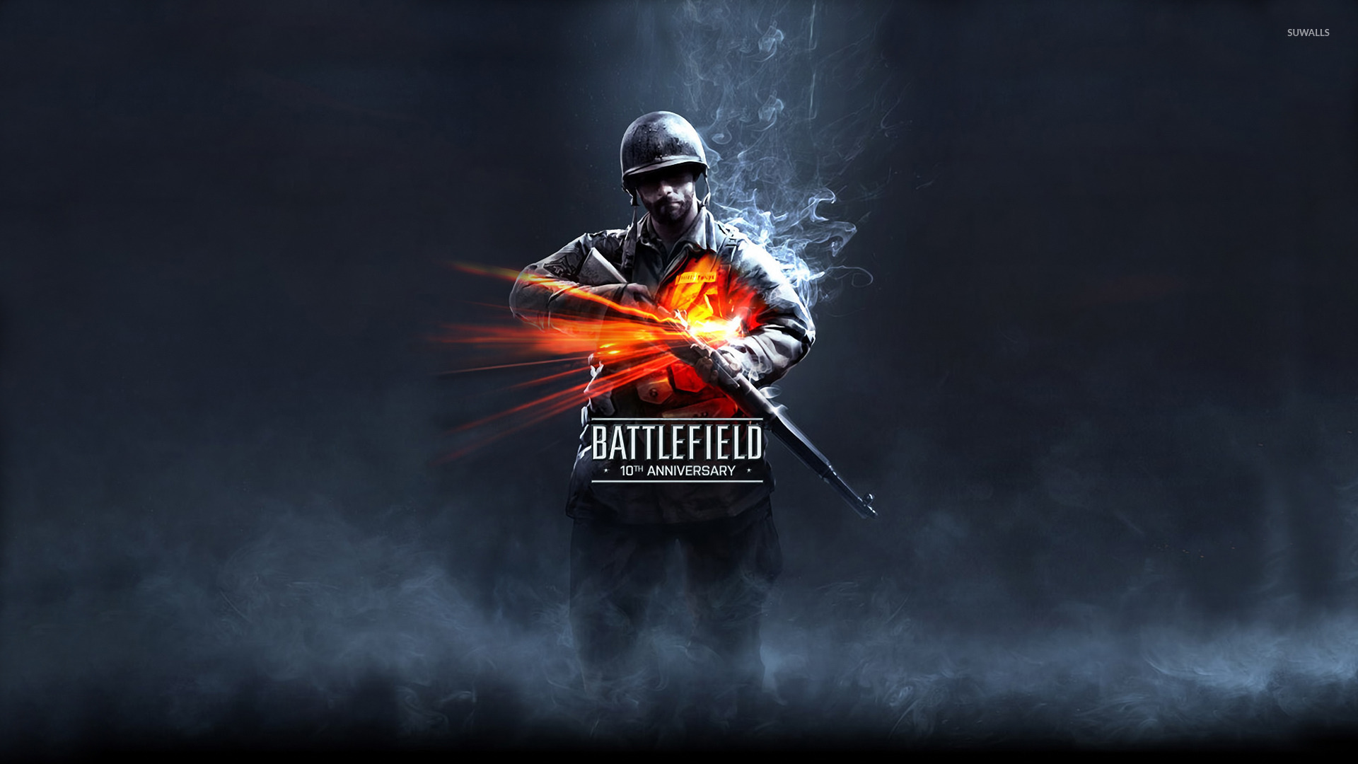 Battlefield Vietnam 10th Anniversary Wallpaper Game