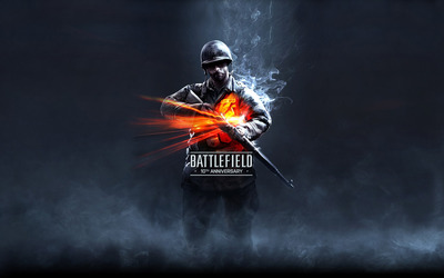 Battlefield Vietnam 10th Anniversary wallpaper