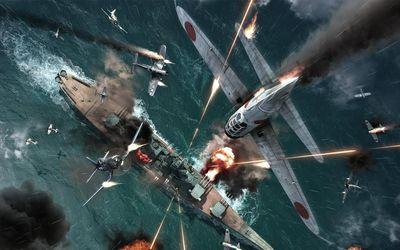 Battlestations - Pacific wallpaper