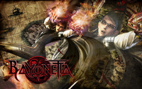 Bayonetta [2] wallpaper 1920x1200 jpg
