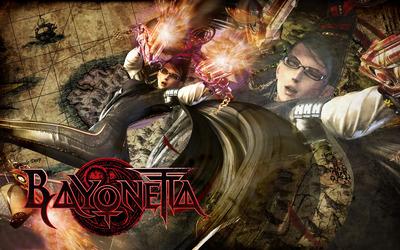 Bayonetta [2] wallpaper
