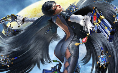 Bayonetta 2 [2] wallpaper
