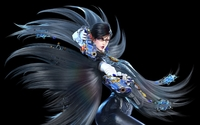 Bayonetta 2 [4] wallpaper 3840x2160 jpg
