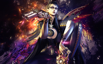 Bayonetta [3] wallpaper