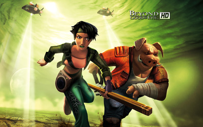 Beyond Good and Evil 2 [2] wallpaper
