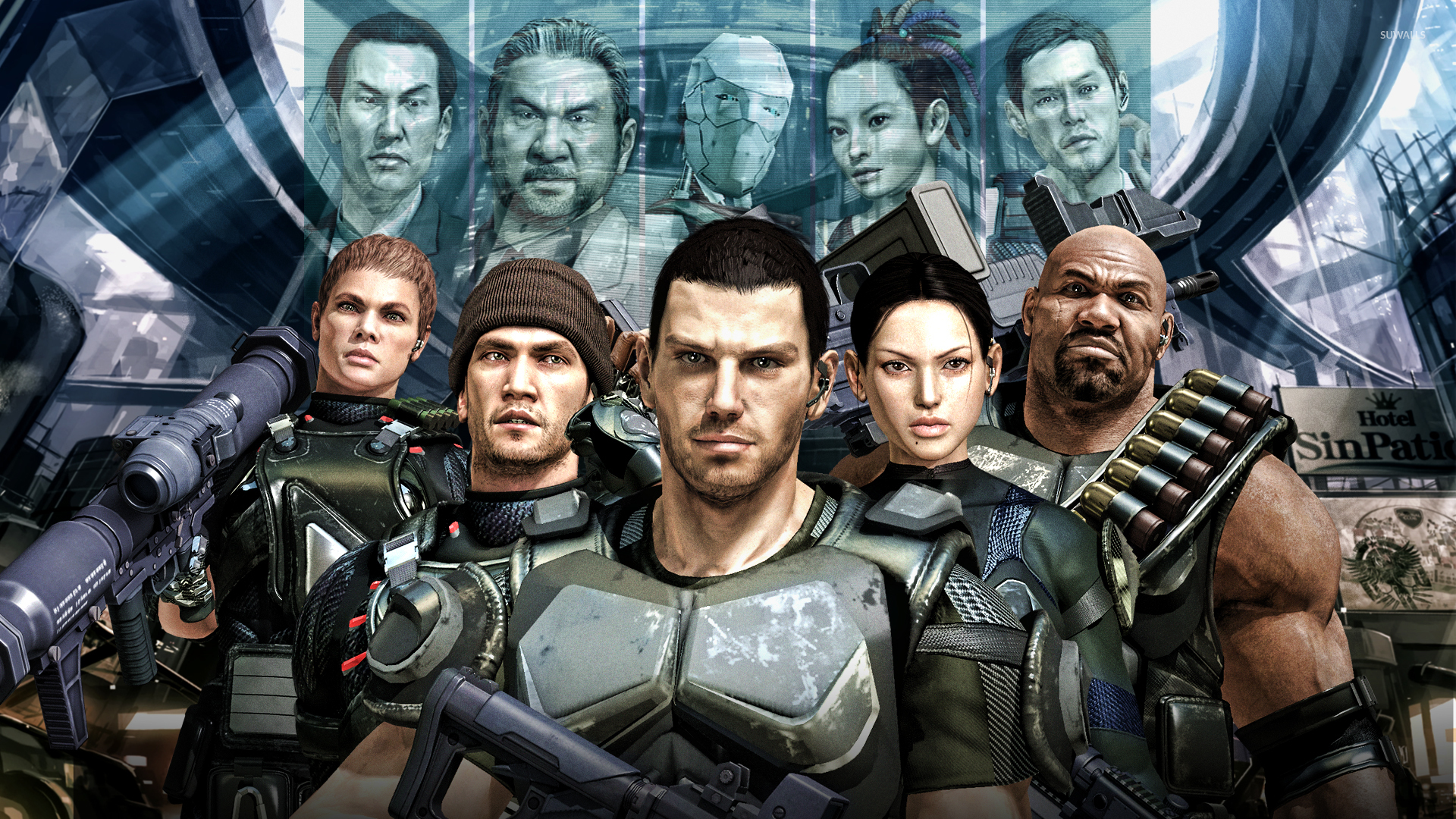 binary domain romance options for fallout