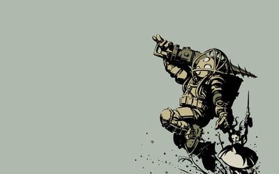 BioShock [2] wallpaper