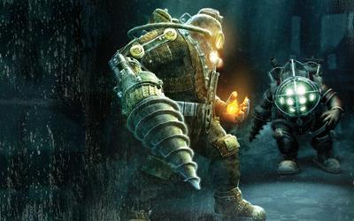 BioShock 2 [4] wallpaper