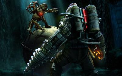BioShock 2 [3] wallpaper