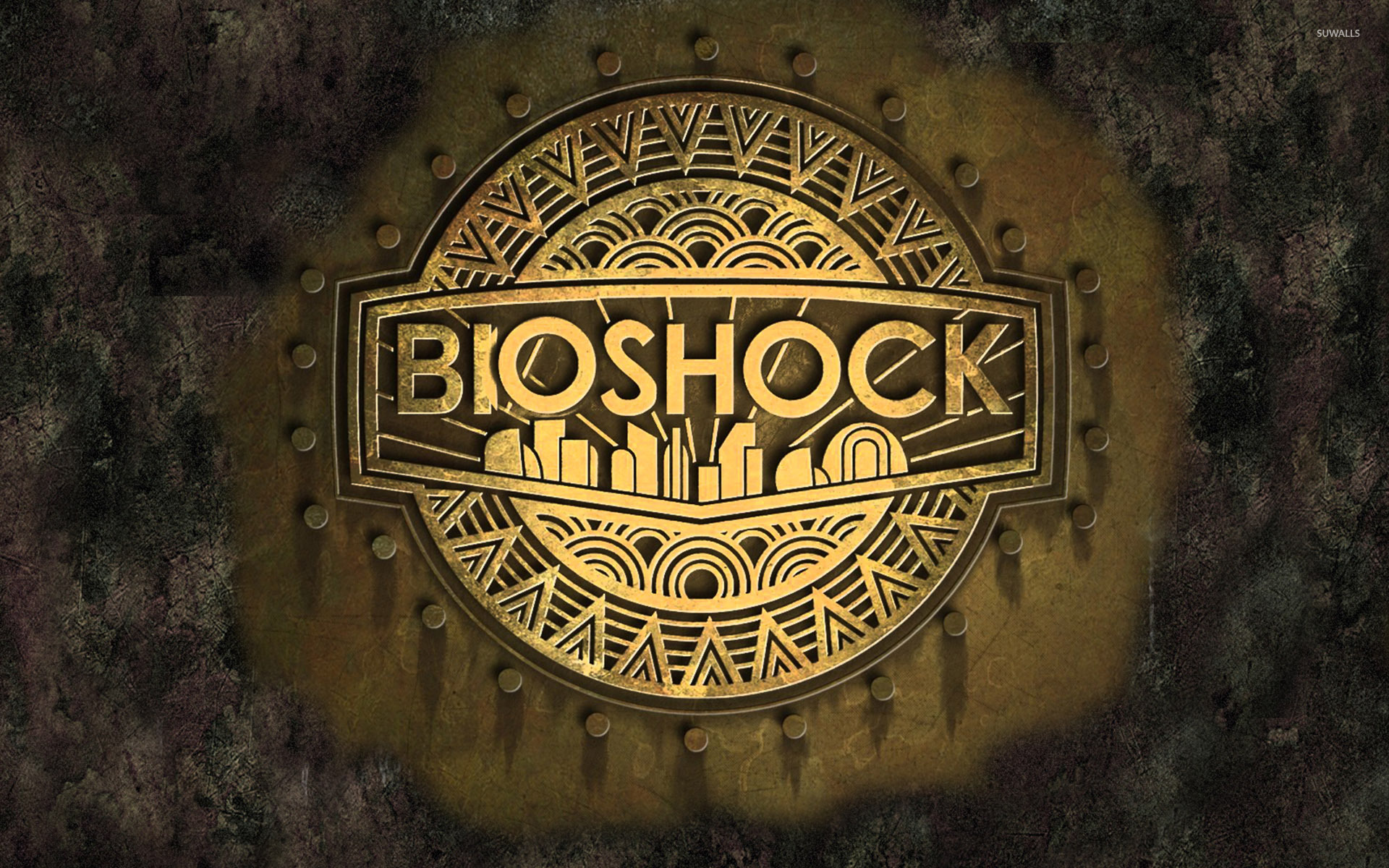 bioshock golden logo wallpaper game wallpapers 54143 star wars free vector star wars alliance logo vector