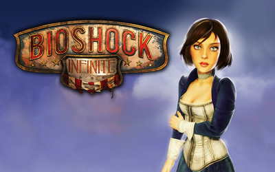 BioShock Infinite [8] wallpaper