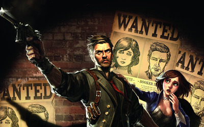 BioShock Infinite [2] wallpaper