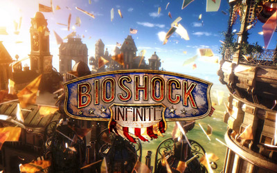 BioShock Infinite [3] wallpaper
