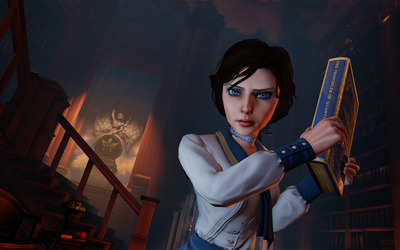 BioShock Infinite [18] wallpaper