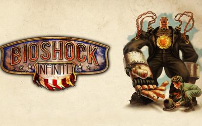 BioShock Infinite [21] wallpaper