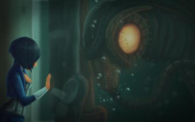BioShock Infinite [20] wallpaper