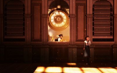 BioShock Infinite [24] wallpaper