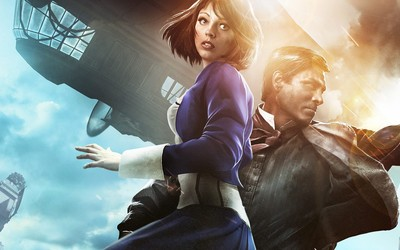 BioShock Infinite [19] wallpaper