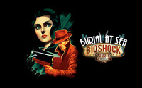 BioShock Infinite: Burial at Sea wallpaper 2560x1600 jpg