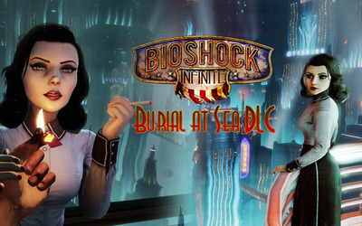 BioShock Infinite: Burial at Sea [5] wallpaper