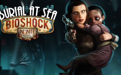 BioShock Infinite: Burial at Sea [4] wallpaper