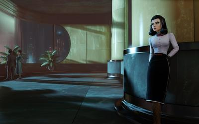BioShock Infinite: Burial at Sea [7] wallpaper