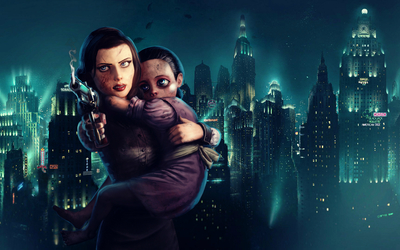 BioShock Infinite: Burial at Sea [3] wallpaper