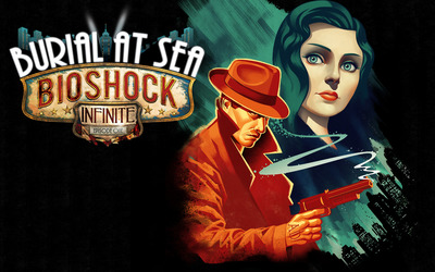 BioShock Infinite: Burial at Sea [6] wallpaper