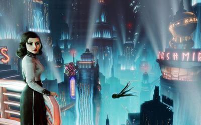 Elizabeth - BioShock Infinite: Burial at Sea [6] wallpaper