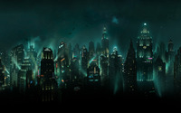 BioShock:Rapture wallpaper 1920x1080 jpg