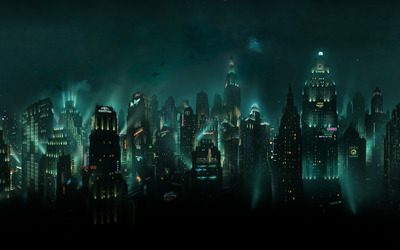 BioShock:Rapture wallpaper