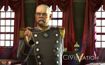 Bismarck of Germany - Sid Meier's Civilization V [2] wallpaper