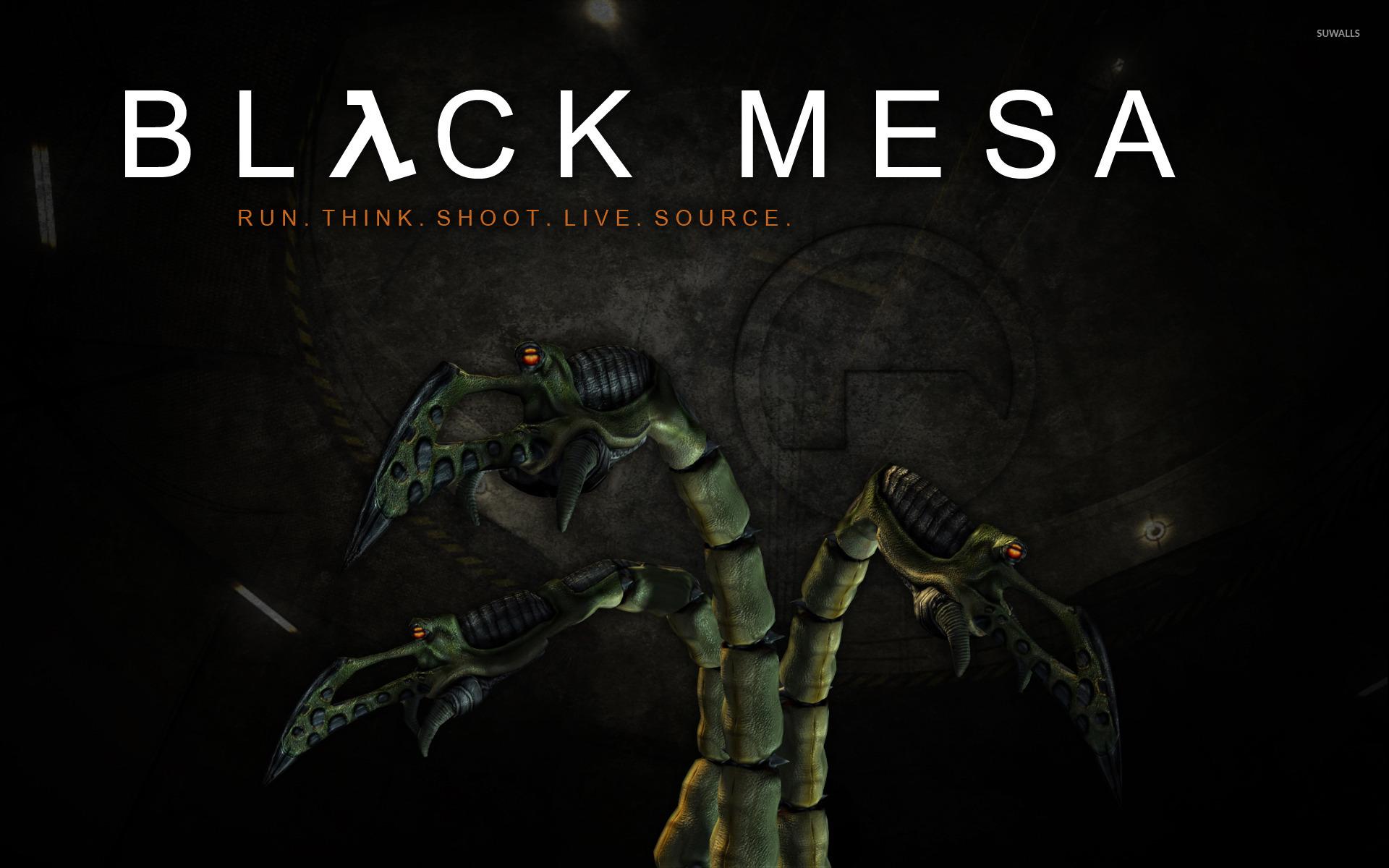 Black Mesa 6 Wallpaper Game Wallpapers 14745