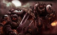 Black Templars - Warhammer 40,000 wallpaper 1920x1200 jpg