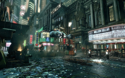 Blade Runner 2: The Edge of Human [2] wallpaper