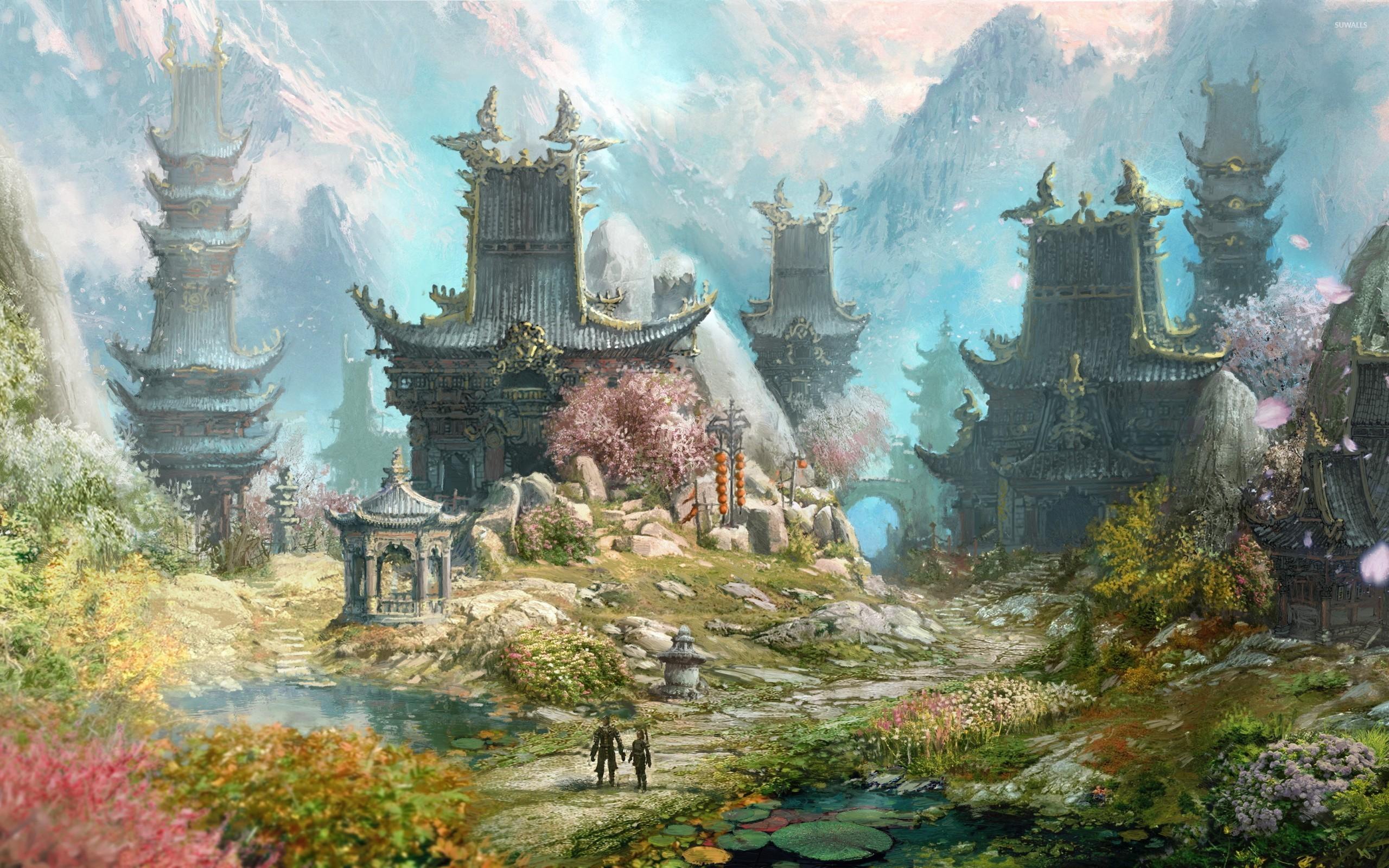 Blade Soul Wallpaper Game Wallpapers 20728
